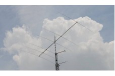 JK206 - Yagi antenna of 6 elements for the 20 m band