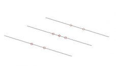 JK303 - Yagi antenna of 3 elements for the 30 m band