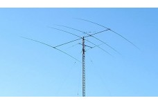 JK404-Grande - Yagi antenna of 3 elements for the 40 m band