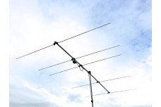 JK65 - Yagi antenna of 5 elements for the 6 m band