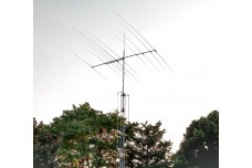 XR5-JK - Yagi antenna of 2 elements on each of the 10-12-15-17 and 20 m bands