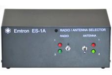 EMTRON ES-1A  - 2/antenna 2/radio switch