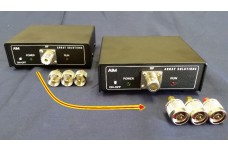 AIM-N-type option - N-type connector option. N-type calibration loads will be included instead of PL-259 load set