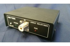 AIM-4300-DX - Antenna Analyzer, 5 kHz to 300 MHz. Overseas version. With Universal Power Supply 100 to 250 V AC