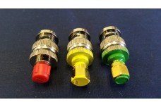 AS-PLS-BM - Precision calibration load set, BNC male connectors, for AIM and VNA