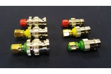 AS-PLS-BNC - Precision calibration loads set, BNC female and male connectors, for AIM and VNA