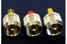 AS-PLS-UM - Precision calibration load set. PL-259 (UHF male) connectors