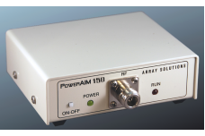 PowerAIM 150 - RF circuit and Antenna Analyzer for professional broadcast engineers