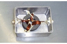AS-50:75-1N - UNUN transformer 50 to 75 ohm  (1 to 1.5 ratio), 50 ohm coaxial cable to CATV Transformer. 5 kW CW / 10 kW SSB. N-type connectors. 1.8 to 60 MHz.