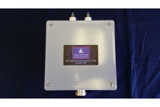 AS-50-DIN-B-10K - 50 Ohms  - 7/16 DIN connectors, 10 kW CW / 20 kW SSB, 1.8 - 30 MHz. Custom, call for availability.