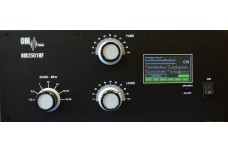 OM Power OM-2501HF - Heavy Duty Legal Limit HF Manual Tune Amplifier. 160 - 10 m. Full QSK-ready. FU728F Tube