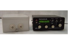 AT-502 - Automatic Remote Controlled RF Antenna Tuner 200 Watts for Random Length Dipoles or Loops  1.8 to 30 MHz