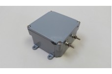 AS-25-3EB - Balun 25:50 Ohms (1 to 2 ratio), 3 kW CW / 6 kW SSB, SO-239 input connector with high power-rated output insulators, 3.5 - 60 MHz