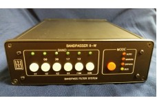 "AS-419W - ""BandPasser II"". WARC bands (12 - 17 - 30 - 60 m ) four bandpass filters system"