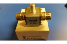 LP2203-2800 - F-F ground lug N-type, 6400 W (@ 1:1 SWR)