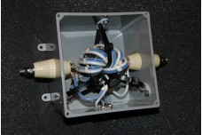 AS-200-T-10K - 4:1 Balun 10 kW CW / 20 kW PEP. 1.5 - 30 MHz,  HD cores, 20 kV windings, 7/16 DIN connector.