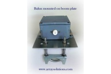 BMP-4  Balun Mounting Plate for AS series baluns to Antenna Boom