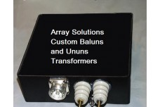 AS-Custom Transformers, Baluns and Ununs - Custom made Baluns Ununs and Transmission Line Transformers to Match Your Special System Needs