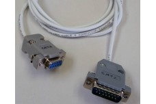 CAT-2  Kenwood frequency data cable