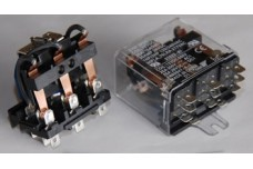 RF-15 - 15/20 kW RF Relays with dust covers. Discount for 10 and more. Hard to find 3PDT!!!