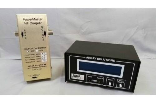 RF Power and SWR Meter