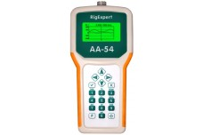 AA-54 - Antenna Analyzer, 0.1 MHz to 54 MHz