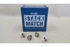 StackMatch N-Type Connector Option (Not Recommended for 5 kW versions)