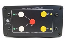 StackMatch II and StackMatch II Plus Push Button Controller
