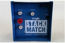 StackMatch II - For two antennas, 3 kW, SO-239 connectors, requires a controller, (7-60 Mhz), includes 6 m band