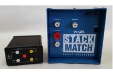 StackMatch II - For two antennas, 3 kW, SO-239 connectors, with push button controller