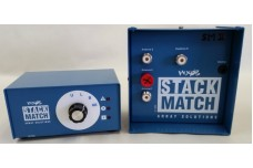 StackMatch II - For two antennas, 3 kW, SO-239 connectors, with rotary LED controller, (7-60 Mhz), includes 6 m band