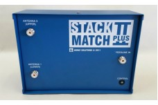 StackMatch II PLUS 3kW with Upper/Lower/BIP/BOP built in.  HF to 6m requires controller