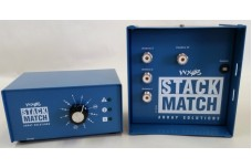 StackMatch - For three antennas, 3 kW, SO-239 connectors, with rotary LED controller, (7-60 Mhz) - includes 6 m band