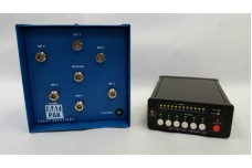 RatPak - Six antenna 5 kW  remote switch includes RatMaster controller, N-type connectors