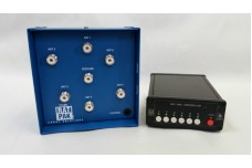 RatPak - Six antennas 5 kW  remote switch includes Push Button controller, SO-239 connectors