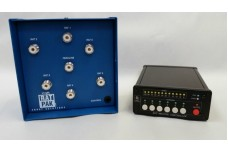 RatPak - Six antenna 5 kW  remote switch includes RatMaster controller, SO-239 connectors