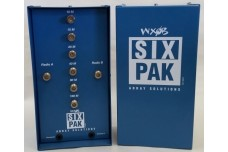 SixPak without controller, N-type Connectors
