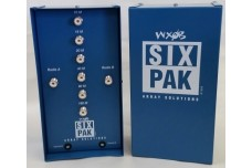 SixPak without controller, SO-239 connectors
