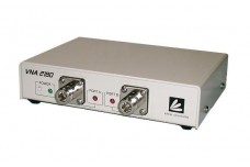 VNA-2180DX - Two Port Vector Network Analyzer, 5 kHz to 180 MHz, export version with global Power Supply
