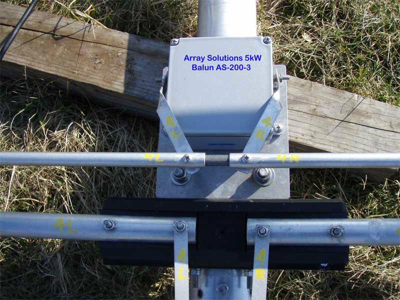 BALUN 1:1.5 W2FMI 5Kw High Power Transformer Antennas Sports ...